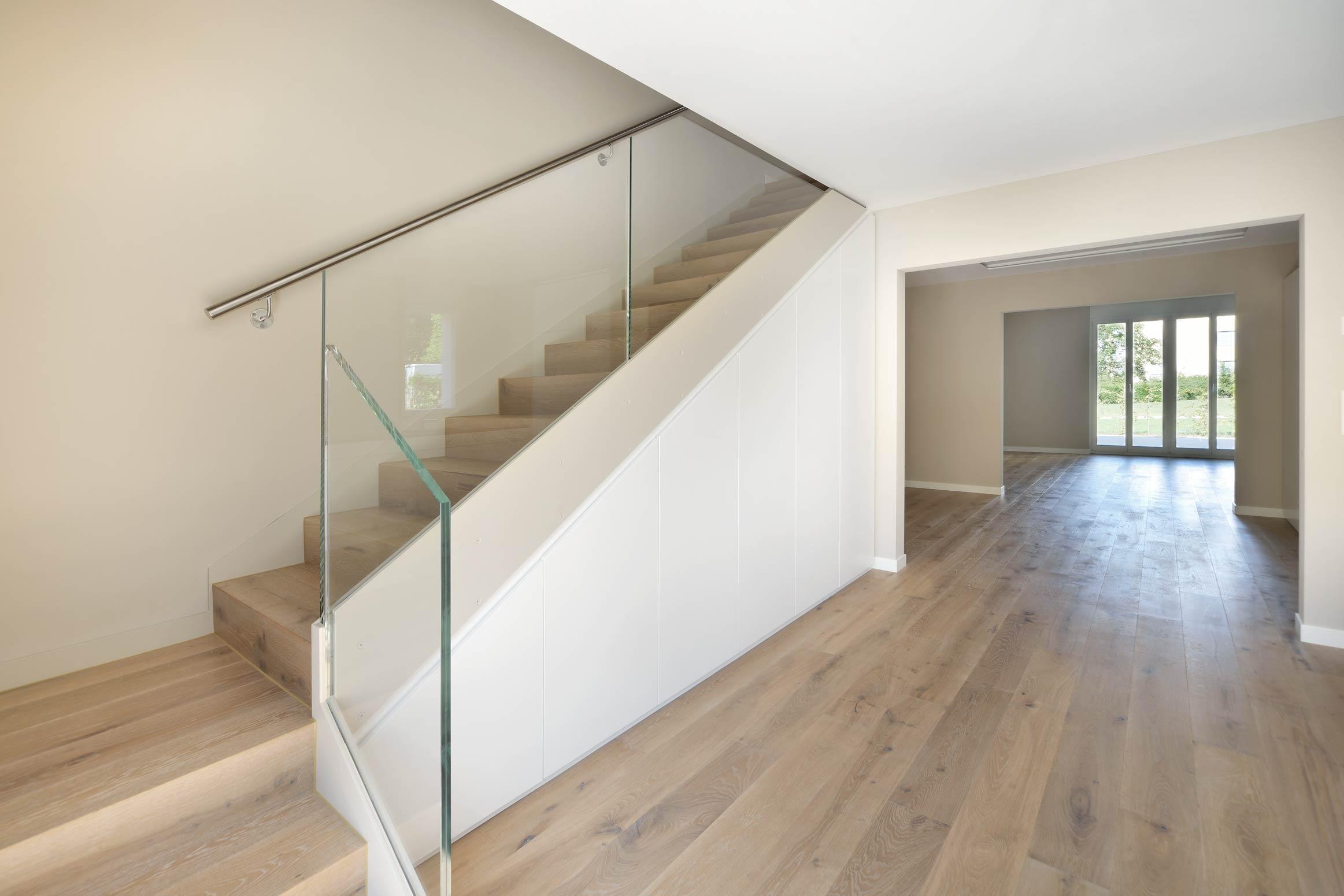 Bauleitung-Werubau-Meilen-Treppe