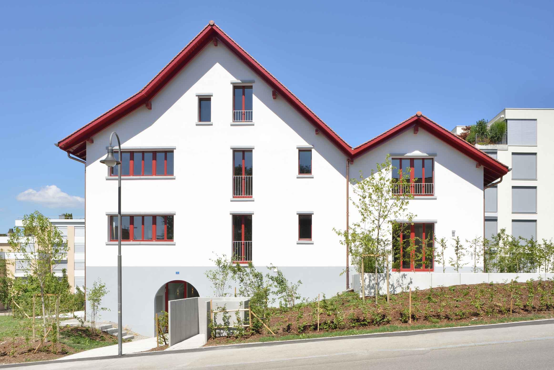 Bauleitung-Werubau-Meilen-Fassade-Schwabachstrasse