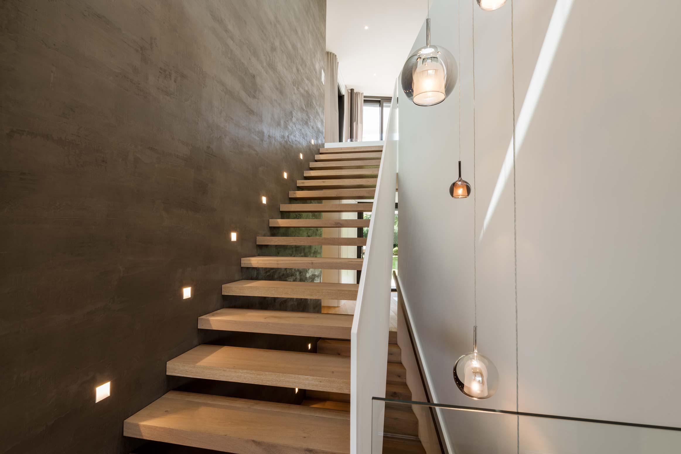 Villa Horgen Totalunternehmer Werubau AG Interior Design