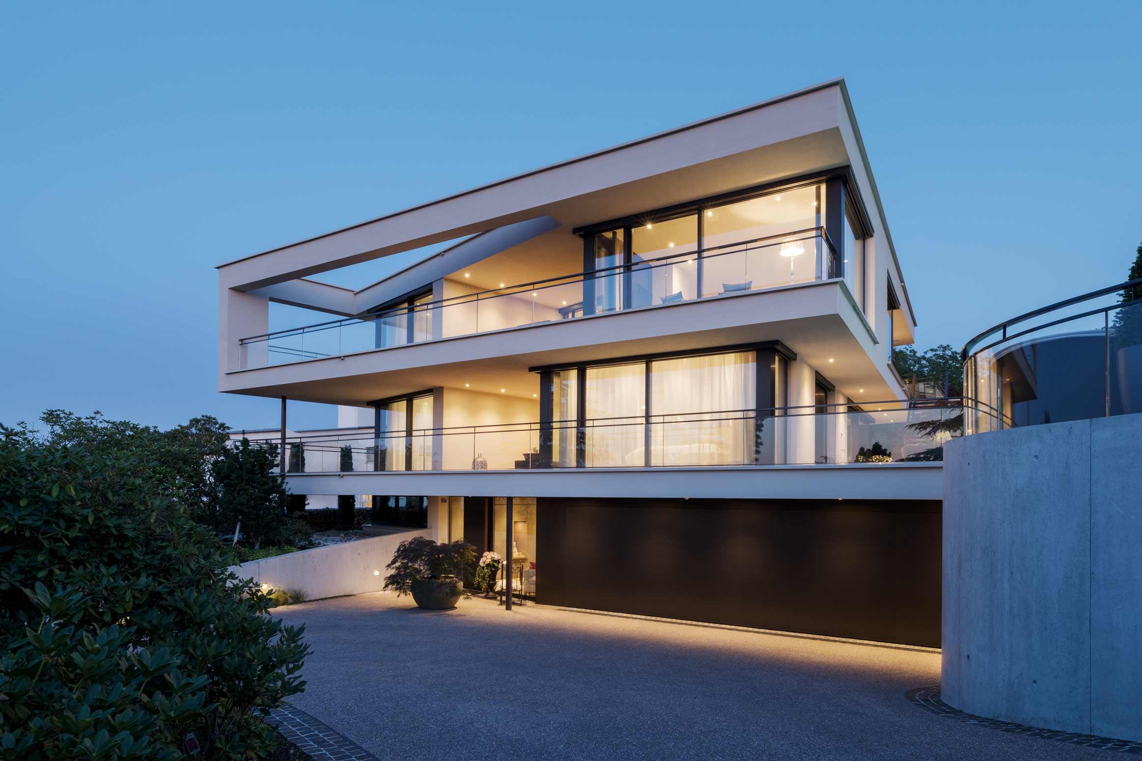 Villa Horgen Totalunternehmer Werubau AG