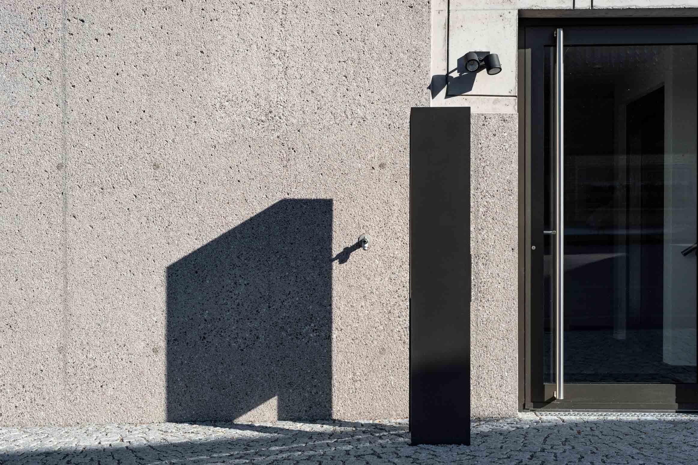 Baumanagement im historischen Weiler Limberg Küsnacht Werubau AG Details Fassade