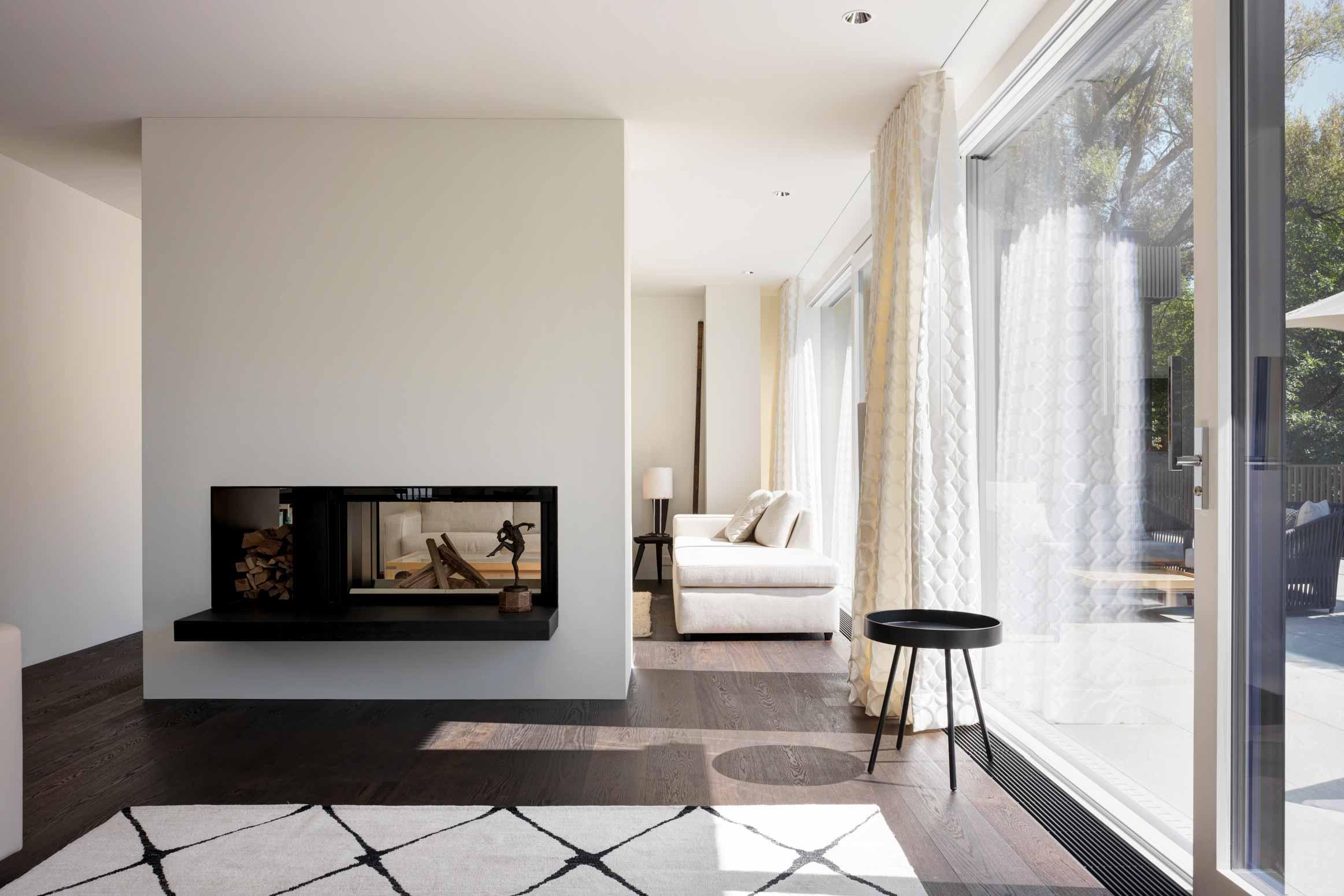 Baumanagement Mehrfamilienhaus für Curzio Ardinghi Architecture