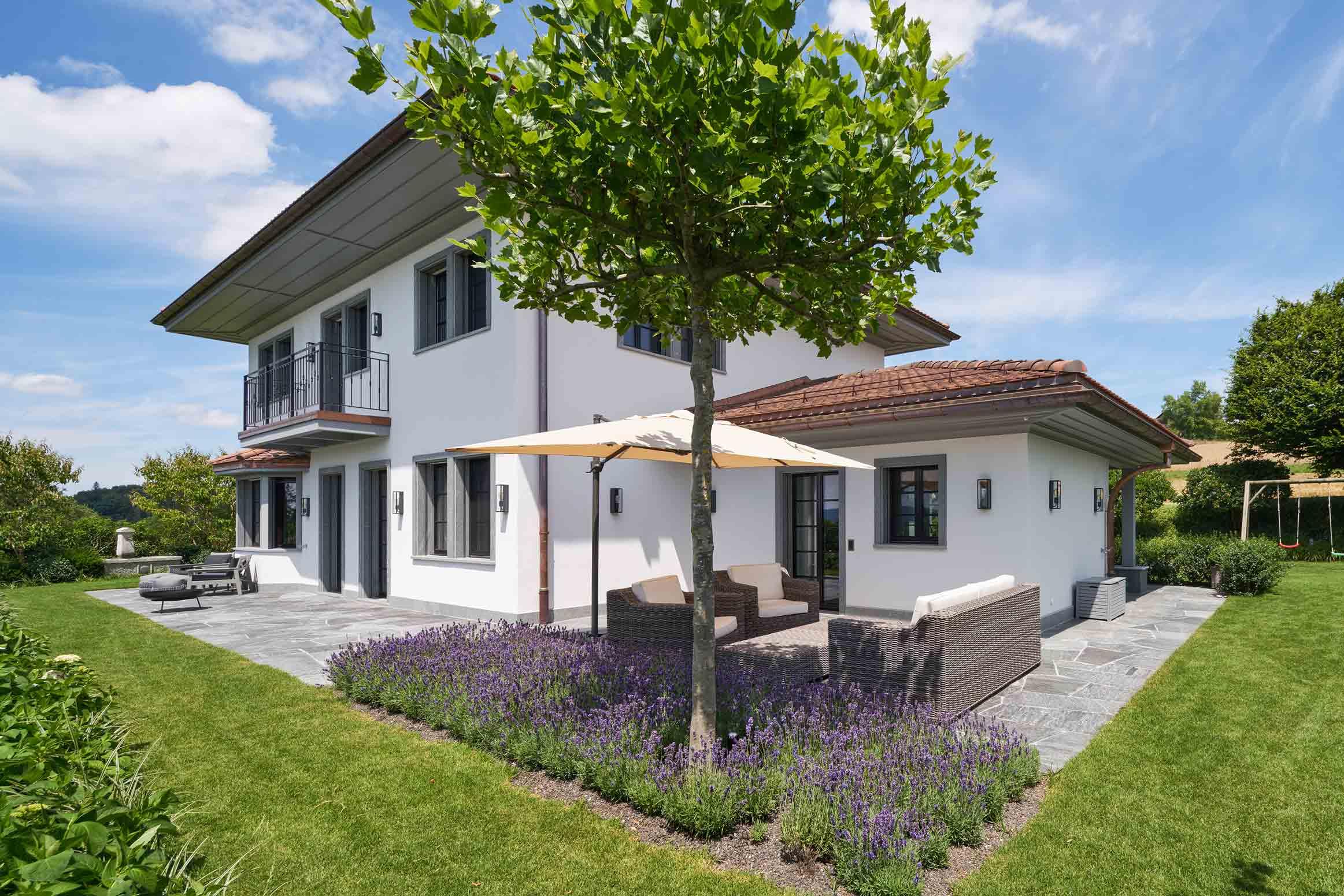 Baumanagement Landhaus Villa Herrliberg